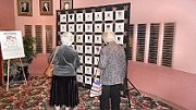 Admiring the Any Soldier Quilt